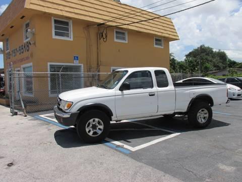2000 Toyota Tacoma For Sale In Miami Fl