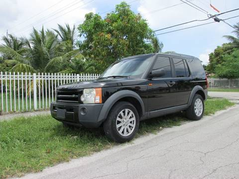 2006 Land Rover LR3 for sale in Miami, FL