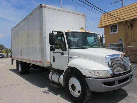 2013 International DuraStar 4300 for sale in Miami, FL