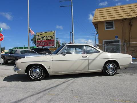 1965 Chevrolet Corvair for sale in Miami, FL