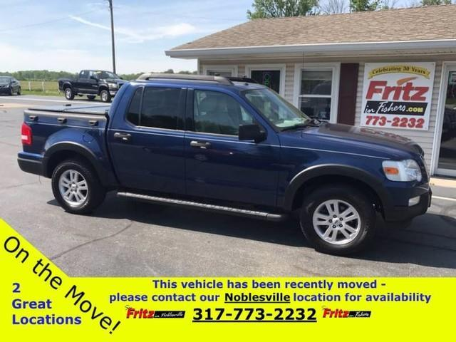 2007 Ford Explorer Sport Trac for sale at Fritz in Noblesville in Noblesville IN