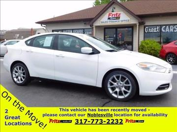2013 Dodge Dart for sale at Fritz in Noblesville in Noblesville IN