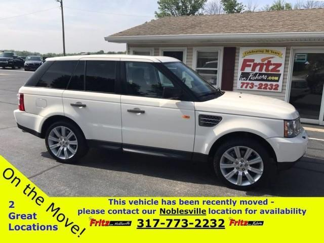 2008 Land Rover Range Rover Sport for sale at Fritz in Noblesville in Noblesville IN