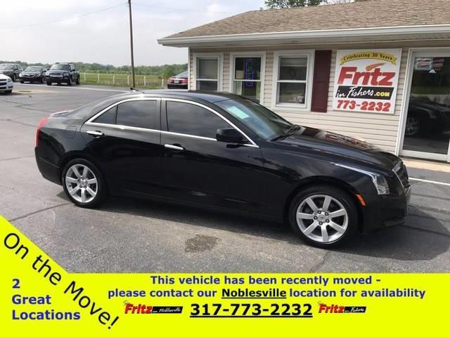 2013 Cadillac ATS for sale at Fritz in Noblesville in Noblesville IN