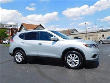 2014 Nissan Rogue for sale at Fritz in Noblesville in Noblesville IN