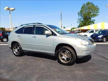 2005 Lexus RX 330 for sale at Fritz in Noblesville in Noblesville IN