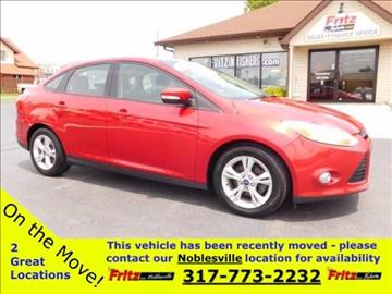 2012 Ford Focus for sale at Fritz in Noblesville in Noblesville IN