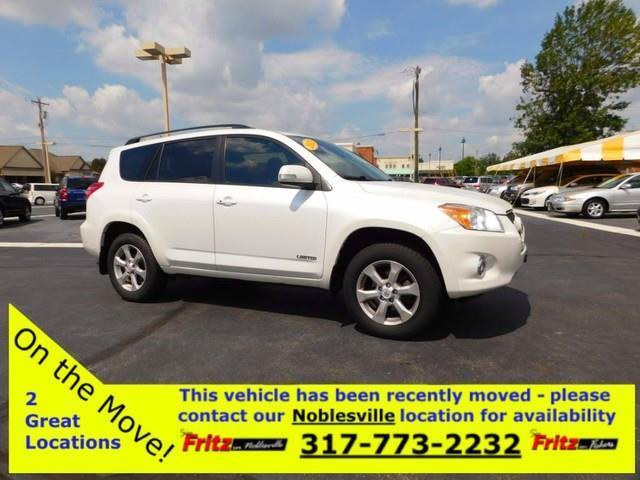 2011 Toyota RAV4 for sale at Fritz in Noblesville in Noblesville IN