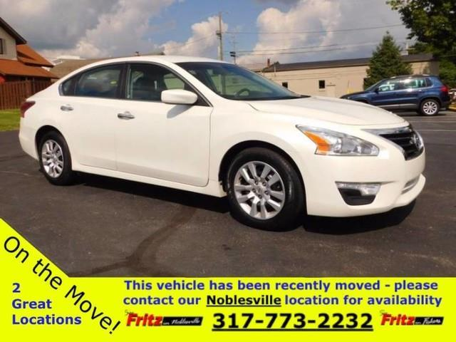 2014 Nissan Altima for sale at Fritz in Noblesville in Noblesville IN