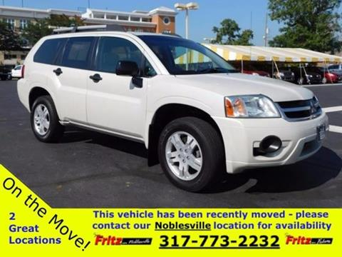 2008 Mitsubishi Endeavor for sale at Fritz in Noblesville in Noblesville IN