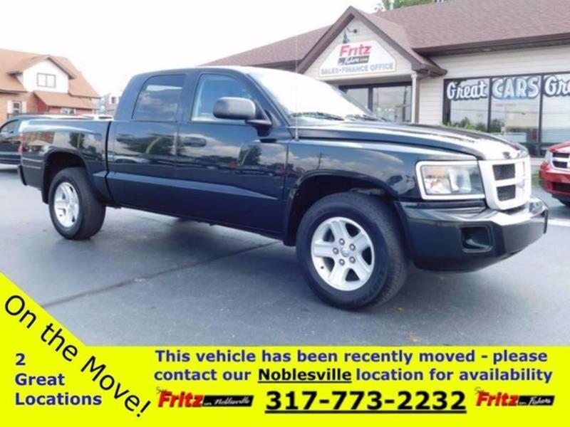 2011 RAM Dakota for sale at Fritz in Noblesville in Noblesville IN