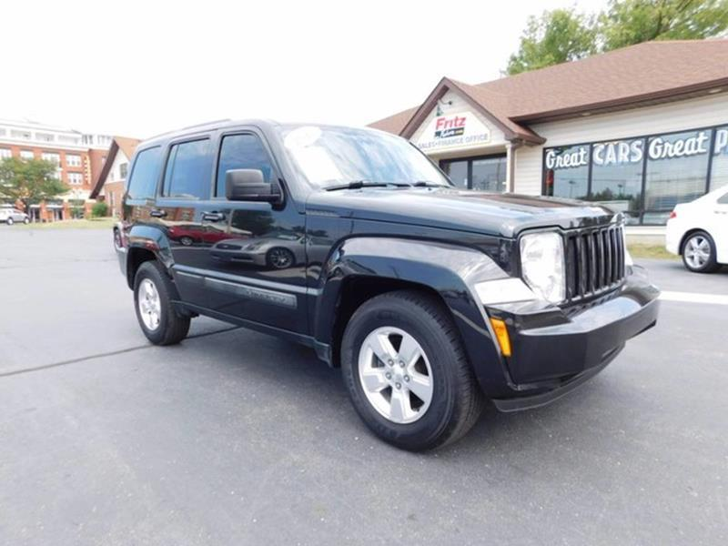 2012 Jeep Liberty for sale at Fritz in Noblesville in Noblesville IN
