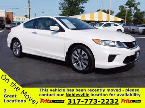 2014 Honda Accord for sale at Fritz in Noblesville in Noblesville IN
