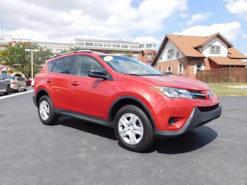 2015 Toyota RAV4 for sale at Fritz in Noblesville in Noblesville IN