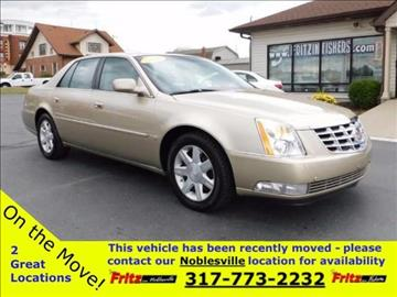 2006 Cadillac DTS for sale at Fritz in Noblesville in Noblesville IN
