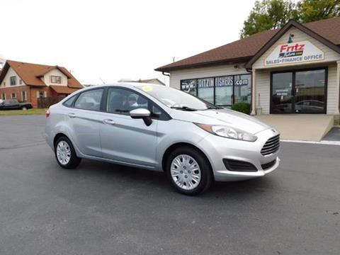 2014 Ford Fiesta for sale at Fritz in Noblesville in Noblesville IN