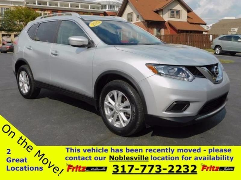 2015 Nissan Rogue for sale at Fritz in Noblesville in Noblesville IN