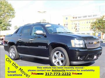 2012 Chevrolet Avalanche for sale at Fritz in Noblesville in Noblesville IN