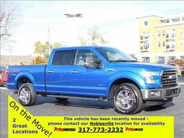 2015 Ford F-150 for sale at Fritz in Noblesville in Noblesville IN