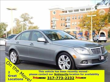 2009 Mercedes-Benz C-Class for sale at Fritz in Noblesville in Noblesville IN