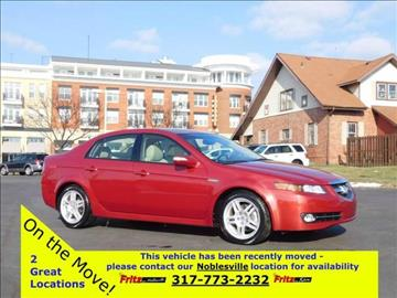 2008 Acura TL for sale at Fritz in Noblesville in Noblesville IN