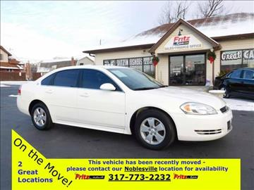 2009 Chevrolet Impala for sale at Fritz in Noblesville in Noblesville IN