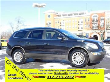 2011 Buick Enclave for sale at Fritz in Noblesville in Noblesville IN