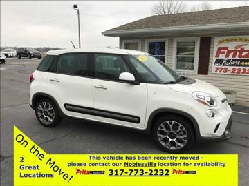 2015 FIAT 500L for sale at Fritz in Noblesville in Noblesville IN
