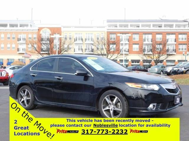 2014 Acura TSX for sale at Fritz in Noblesville in Noblesville IN