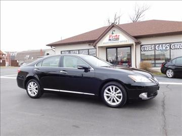 2010 Lexus ES 350 for sale at Fritz in Noblesville in Noblesville IN