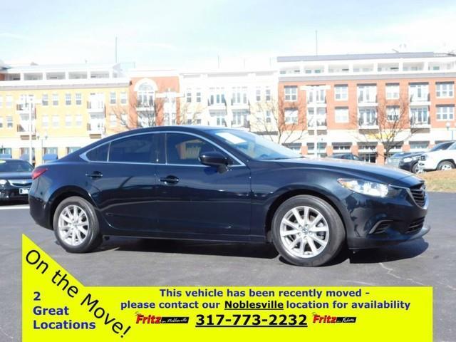 2014 Mazda MAZDA6 for sale at Fritz in Noblesville in Noblesville IN