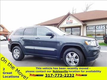 2013 Jeep Grand Cherokee for sale at Fritz in Noblesville in Noblesville IN