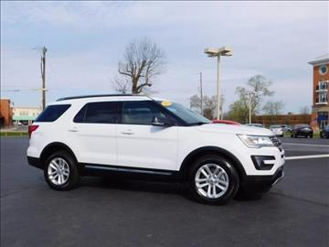 2016 Ford Explorer for sale at Fritz in Noblesville in Noblesville IN