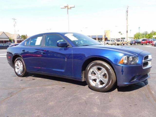 2014 Dodge Charger for sale at Fritz in Noblesville in Noblesville IN
