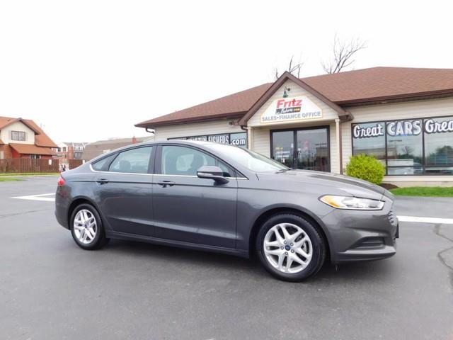 2015 Ford Fusion for sale at Fritz in Noblesville in Noblesville IN