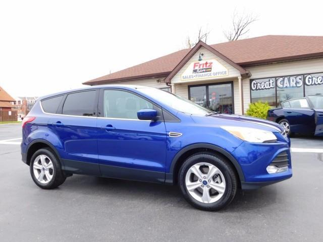 2016 Ford Escape for sale at Fritz in Noblesville in Noblesville IN