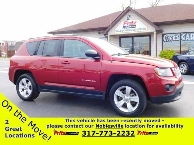 2014 Jeep Compass for sale at Fritz in Noblesville in Noblesville IN