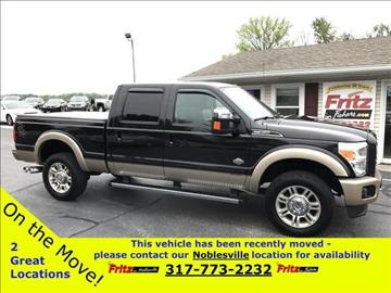 2011 Ford F-350 Super Duty for sale at Fritz in Noblesville in Noblesville IN