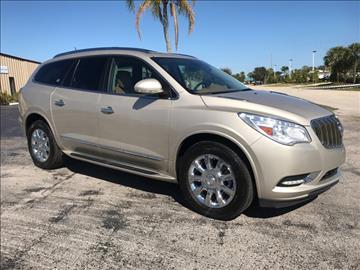 2015 Buick Enclave for sale in Jupiter, FL