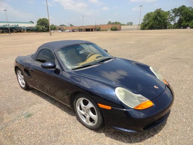 2003 Porsche Boxster 2dr Convertible - Tyler TX