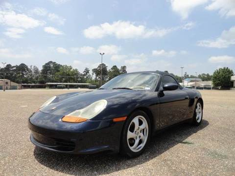 2003 Porsche Boxster for sale in Tyler, TX