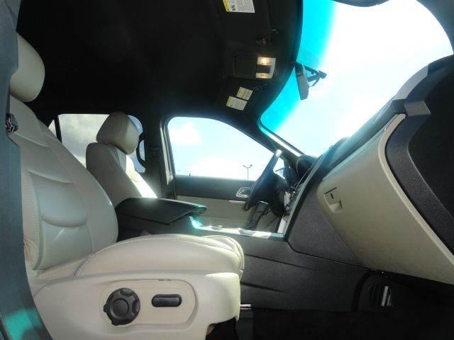 2013 Ford Explorer XLT 4dr SUV - Tyler TX