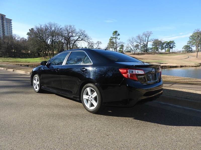 2012 Toyota Camry SE Sport Limited Edition 4dr Sedan - Tyler TX