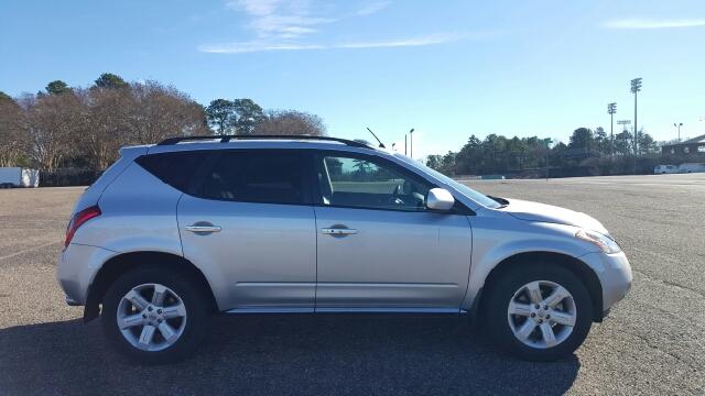 2007 Nissan Murano AWD SL 4dr SUV - Tyler TX