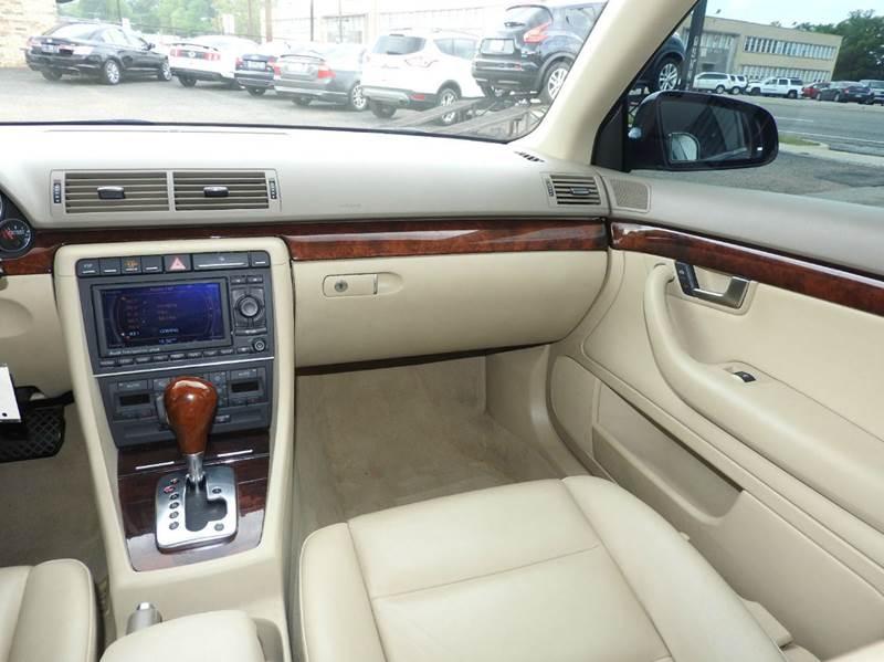 2008 Audi A4 2.0T 4dr Sedan (2L I4 CVT) - Tyler TX