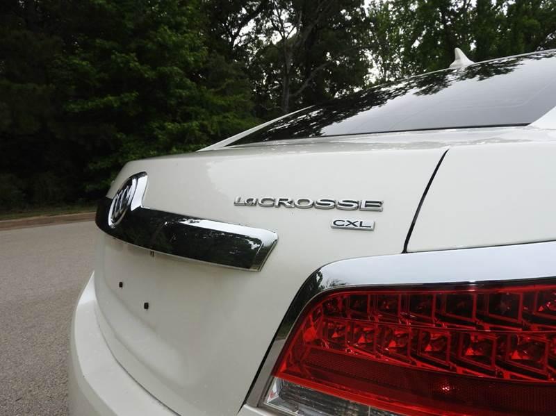 2011 Buick LaCrosse CXL AWD 4dr Sedan - Tyler TX