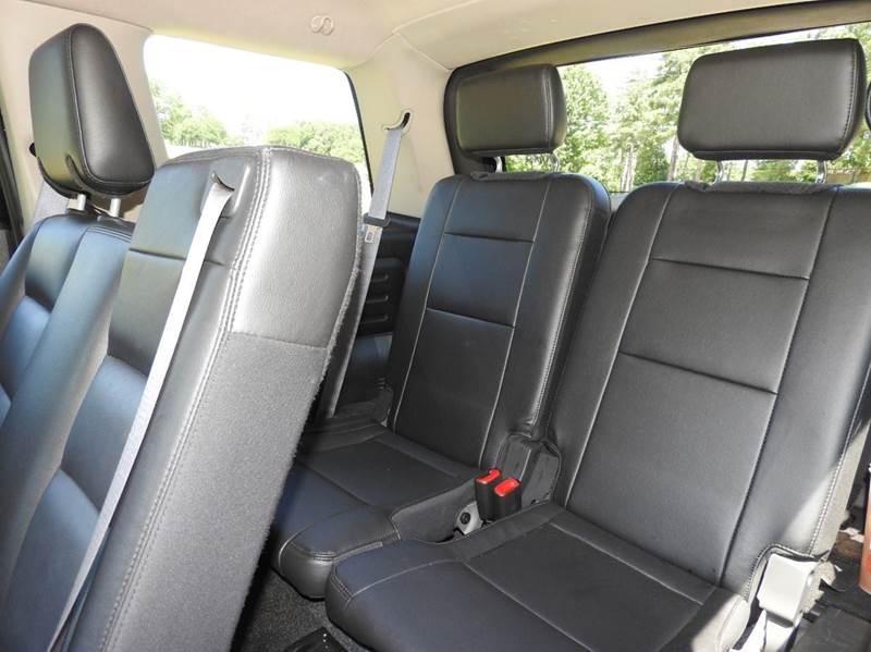 2008 Ford Explorer 4x2 Limited 4dr SUV (V6) - Tyler TX