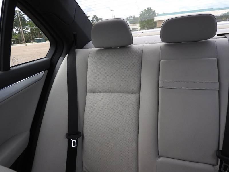 2010 Mercedes-Benz C-Class C 300 Luxury 4dr Sedan - Tyler TX