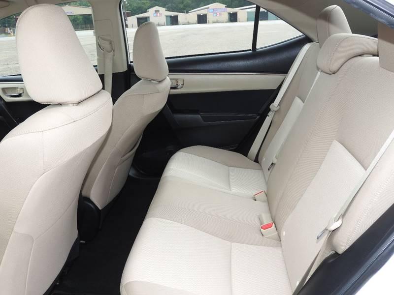2014 Toyota Corolla LE Eco Premium 4dr Sedan - Tyler TX