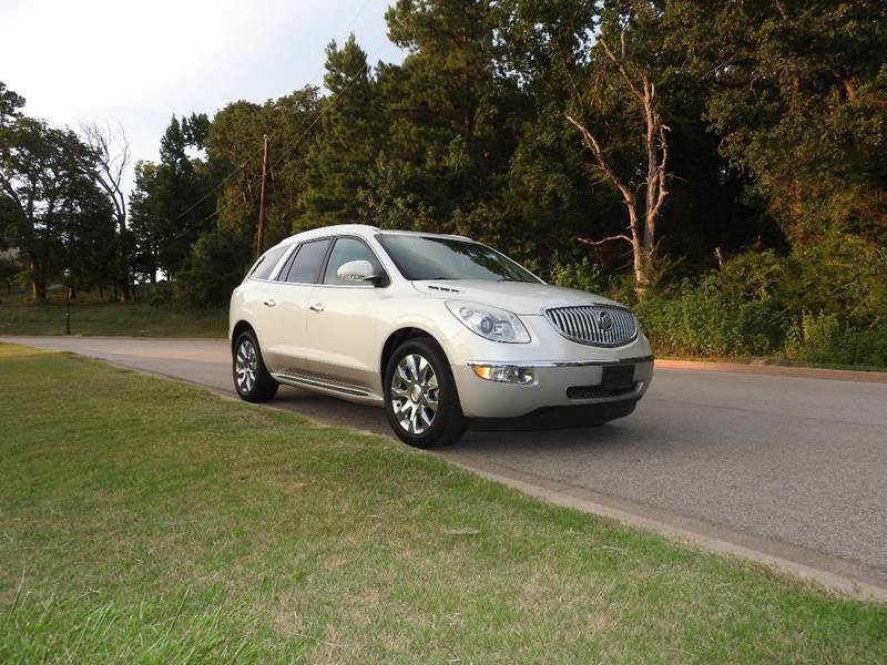 2012 Buick Enclave Premium 4dr Crossover - Tyler TX